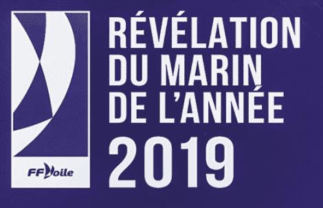 Logo Meilleur marin de l'année 2019