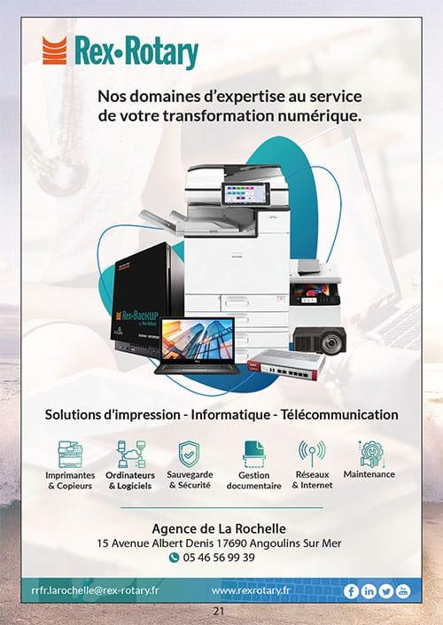Partenaires du CNA pour le calendrier des Marées Juillet 2020 La Rochelle Pallice Ile de Ré Châtelaillon