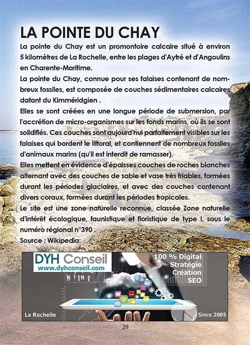 Partenaires du CNA pour le calendrier des Marées Septembre 2021 La Rochelle Pallice Ile de Ré Châtelaillon