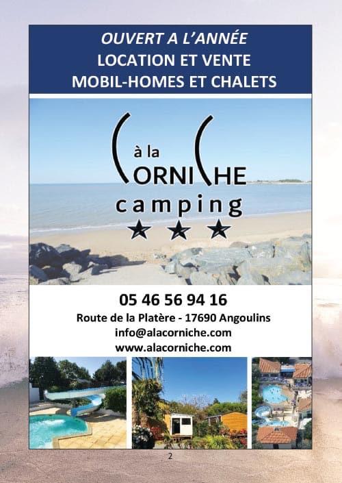 Partenaires du CNA pour le calendrier des Marées Janvier 2021 La Rochelle Pallice Ile de Ré Châtelaillon