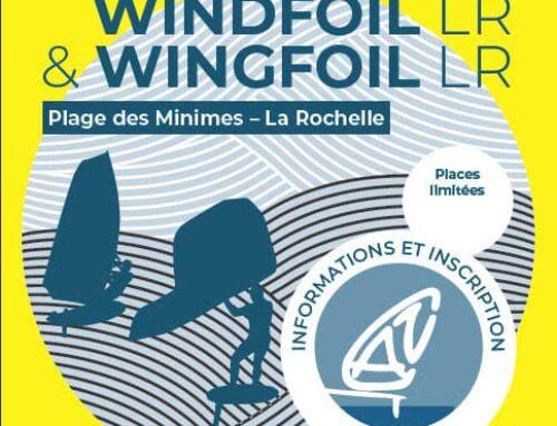 National WINDFOIL & Wingfoil d'Automne La Rochelle 2021