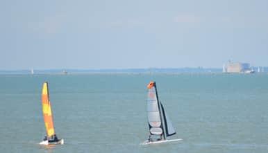 Stages Catamaran mer La Rochelle 3 jours