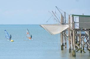 Stages Planche à voile mer La Rochelle 3 jours